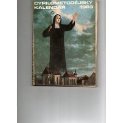 Cyrilometodějský kalendář 1989