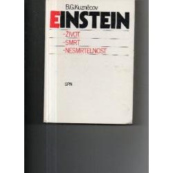 Einstein život smrt...