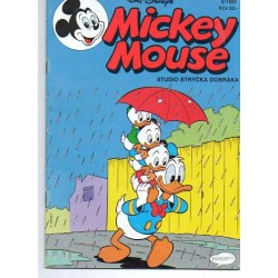 Mickey Mouse 5 1992