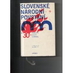 Slovenské národní povstání...