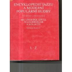 Encyklopedie jazzu a...