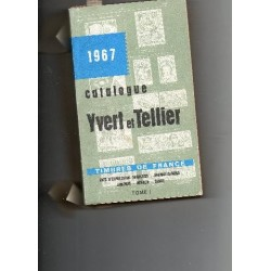1967 catalogue yvert et...