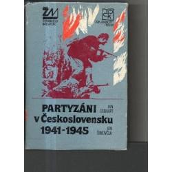 Partyzáni v československu...