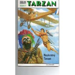 Tarzan Nezkrotný tarzan