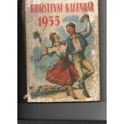 Družstevní kalendář 1955