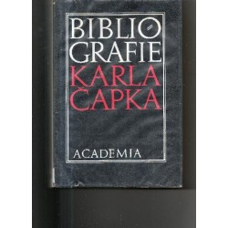 Bibliografie Karla Čapka