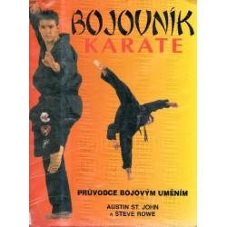 Bojovník karate průvodce...